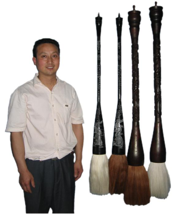 Chinese Artist Paint Brush Manufacturer