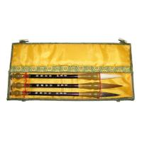 Mixed Hair Chinese Artist Paint Brush Set