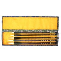 Chinese Art Paint Brush Set, Sheep Hair Brushes