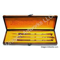 Chinese Art Brush Set of Three Brushes