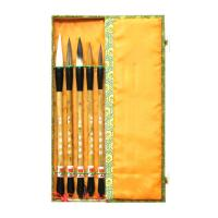 Chinese Mixed Natural Hair Art Brush Set