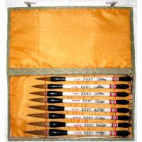 Chinese Eight Immortals Art Brush Set